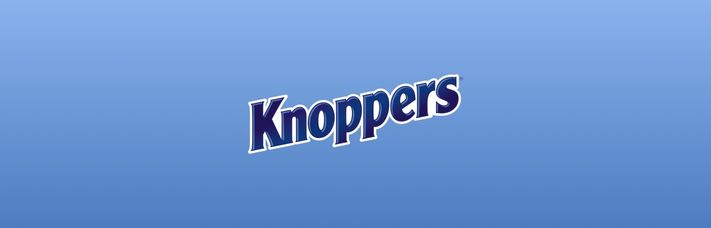 Knoppers logo