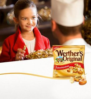 A special treat for generations: How Werther's Original became an inernationally popoular caramel candy brand.